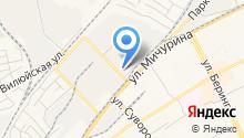 АрсеналЪ на карте