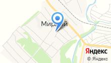 Участковый пункт полиции №9 на карте