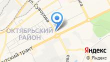 Очкивтомске.рф на карте