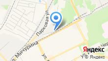 AvtoVS на карте