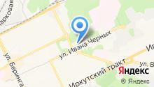Extra на карте
