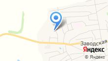 Черёмушки на карте