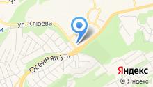 Банкомат, Мособлбанк, ПАО на карте