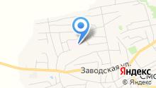 Смоленская центральная районная больница на карте