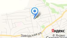 ДОСААФ России по Смоленскому району на карте