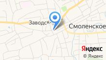 Алтайский центр земельного кадастра и недвижимости на карте