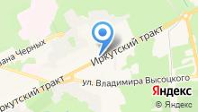 Persona на карте