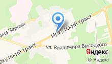 AQUAFresh на карте