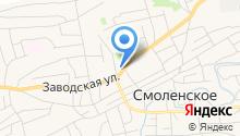 ФК ЛАЙФ на карте