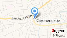 Отдел №33 Управления Федерального казначейства по Алтайскому краю на карте