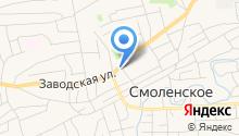 Отдел судебных приставов Смоленского, Быстроистокского районов и г. Белокурихи на карте