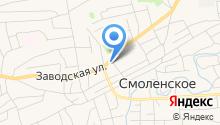 Отдел судебных приставов Смоленского района и г. Белокурихи на карте