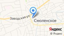 Мемориал на карте