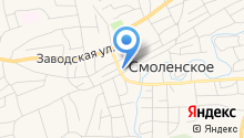 ОМВД России по Смоленскому району на карте