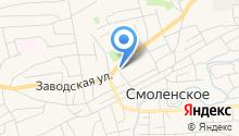Российский ювелир на карте