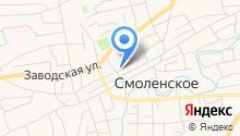 Московская распродажа на карте