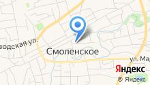 Главное бюро медико-социальной экспертизы по Алтайскому краю, ФКУ на карте