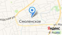 Главное бюро медико-социальной экспертизы по Алтайскому краю на карте