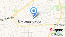 Алтайкрайэнерго на карте