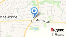Мария-Ра на карте