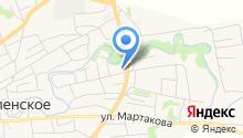 Прокуратура Смоленского района на карте