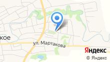 ВторСнаб на карте