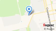 Comman Rail на карте