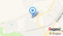 АГЗС Газойл на карте