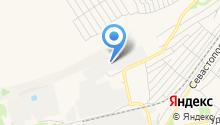 ААПК на карте