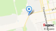 АвтоЛекс на карте