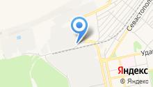 Аква-Лайв на карте