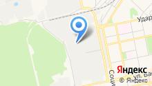 Азбука Стали на карте