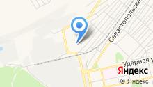 Алтайский государственный университет на карте