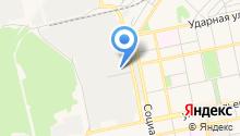 Автозапчасти в ДОКе на карте