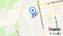 Адвокатский кабинет Козловой Е.И. на карте