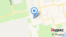 АвтоВольт на карте