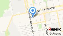 CardService на карте