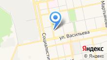 BUNCH на карте