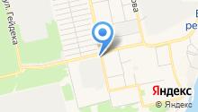 АЗС EVO на карте