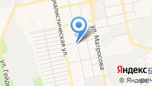 Алтай-Оптимум на карте