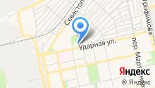 Акушерский стационар Городской больницы №2 г. Бийск на карте