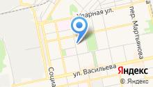 Адвокатский кабинет Перекрасова А.В. на карте