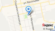 Алтайпрофиль на карте