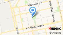 АДВОКАТСКАЯ КОНТОРА №2 Г.БИЙСКА на карте