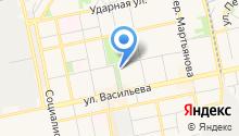Ателье швейное на карте