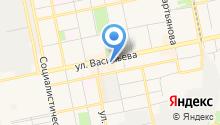 Lexika на карте
