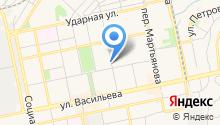 Madelon на карте