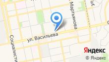1000 метров на карте