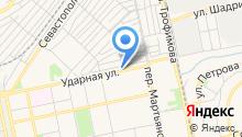 CarService на карте