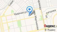 LinguaStar на карте